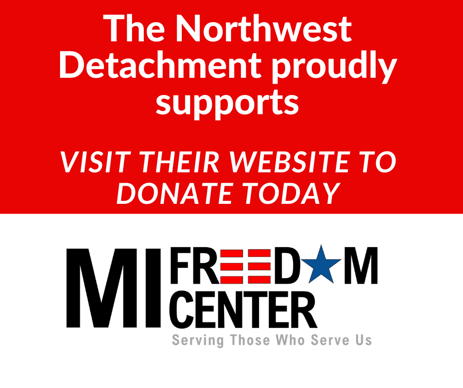 The Northwest Detachment proudly supports